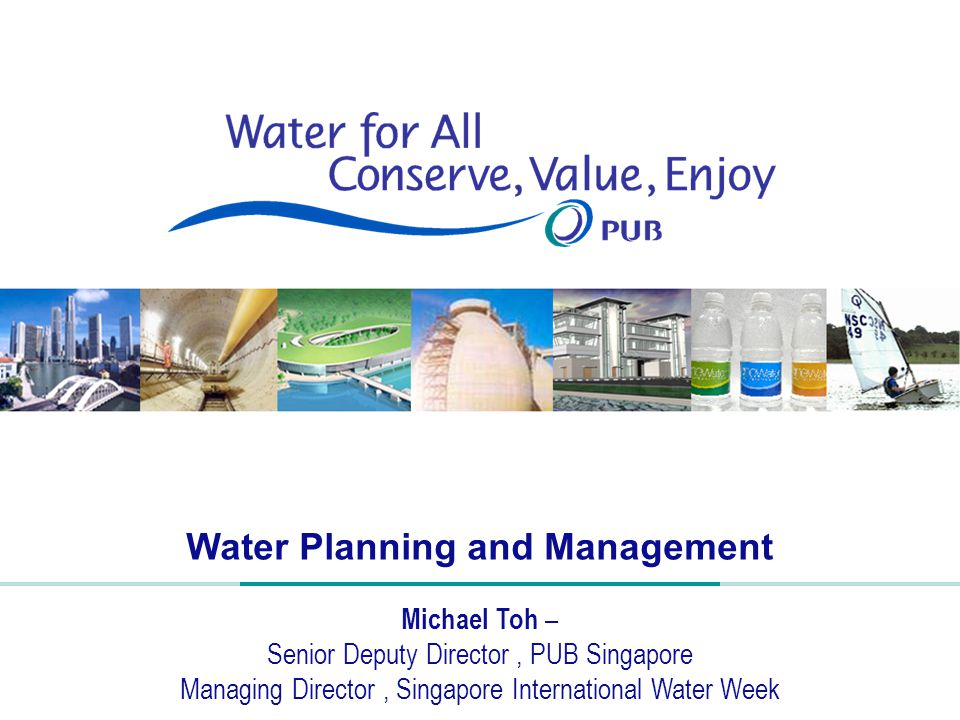 Water Planning and Management
