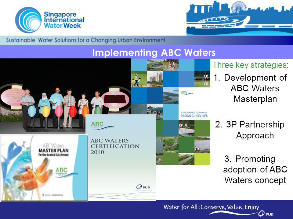 Implementing ABC Waters