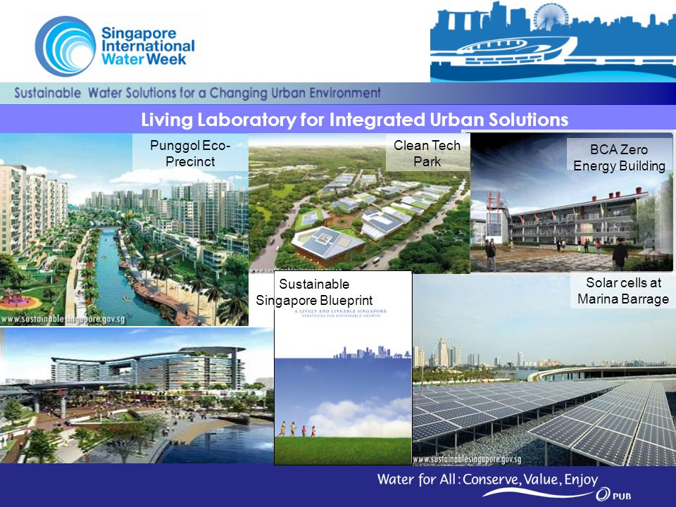Living Laboratory for Integrated Urban Solutions