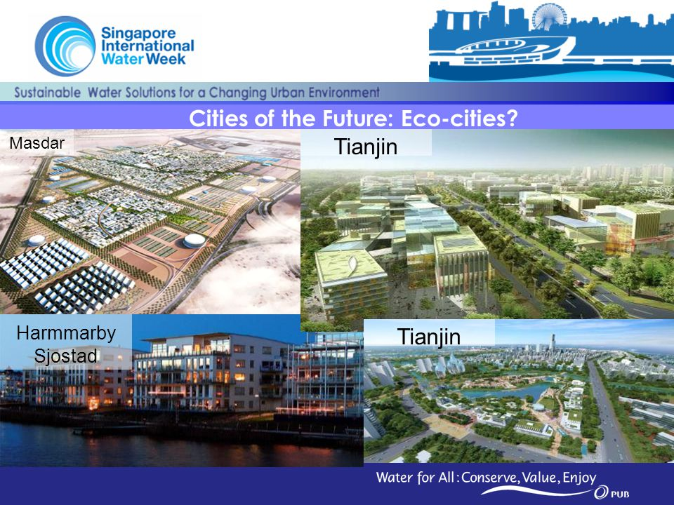 Cities of the Future: Eco-cities