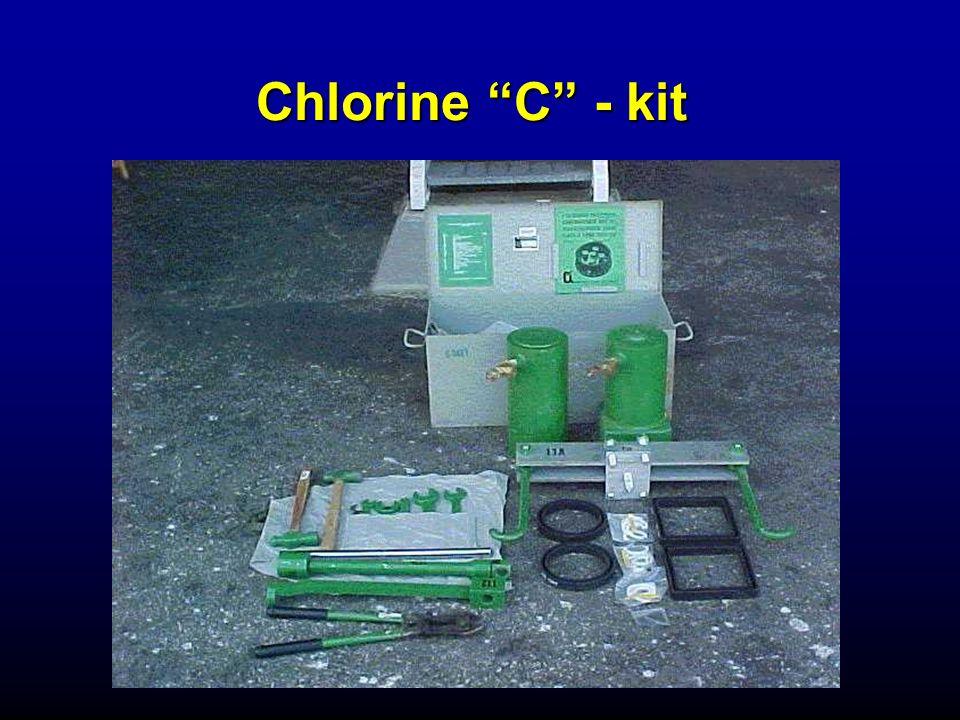 Chlorine C - kit