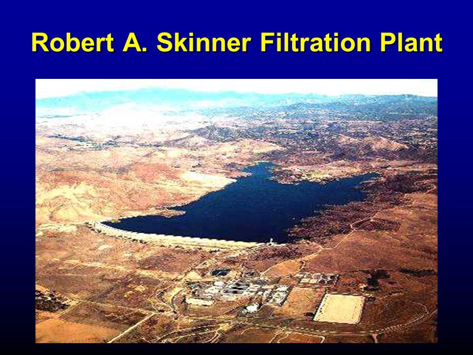 Robert A. Skinner Filtration Plant