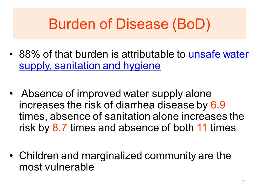 Burden of Disease (BoD)
