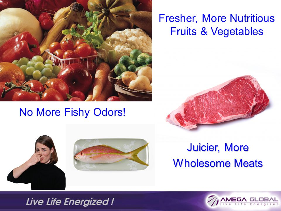 Fresher, More Nutritious
