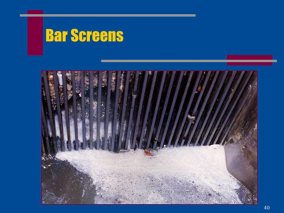 Bar Screens