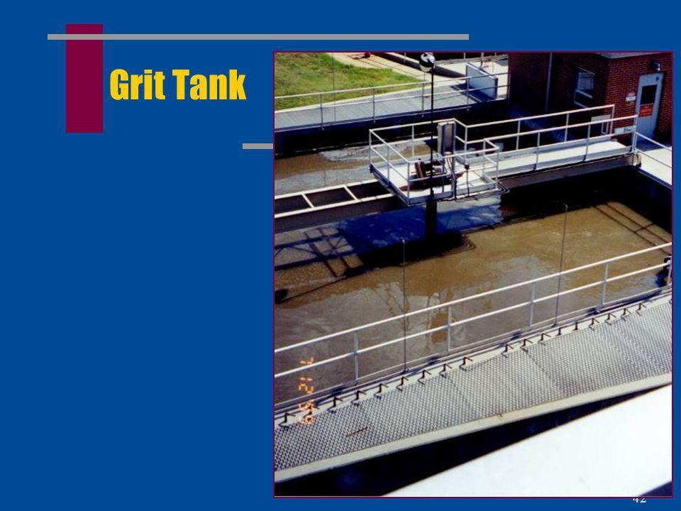 Grit Tank