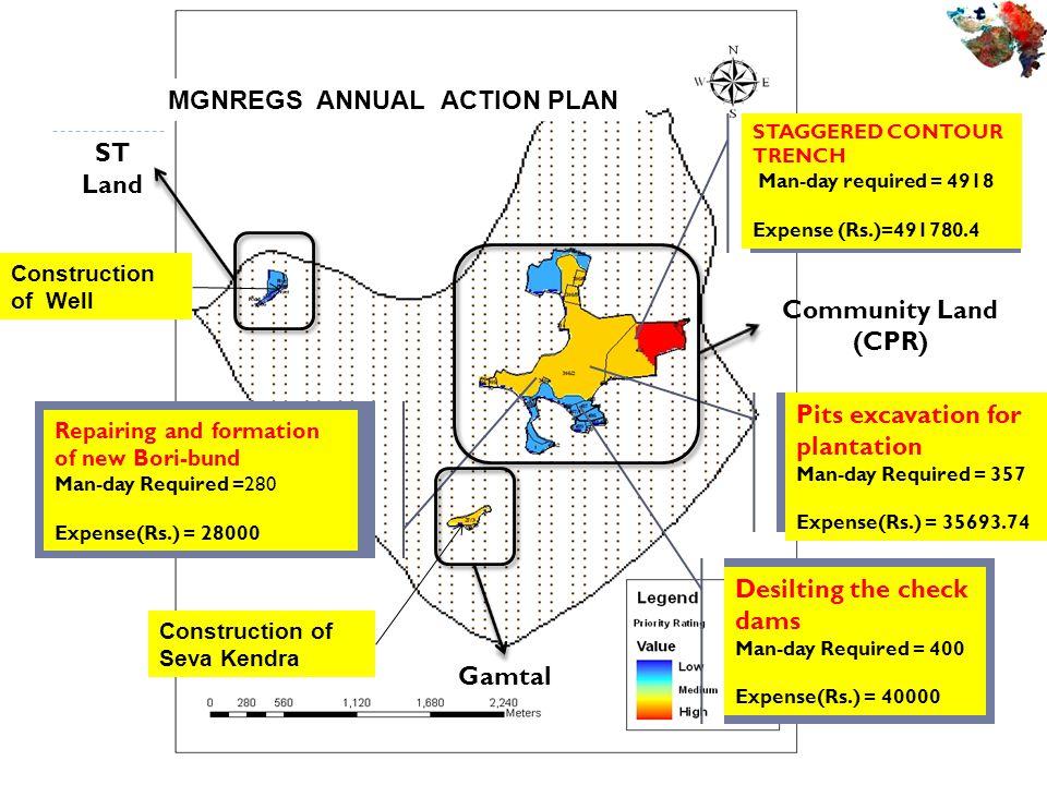 ST Land Community Land (CPR) Gamtal