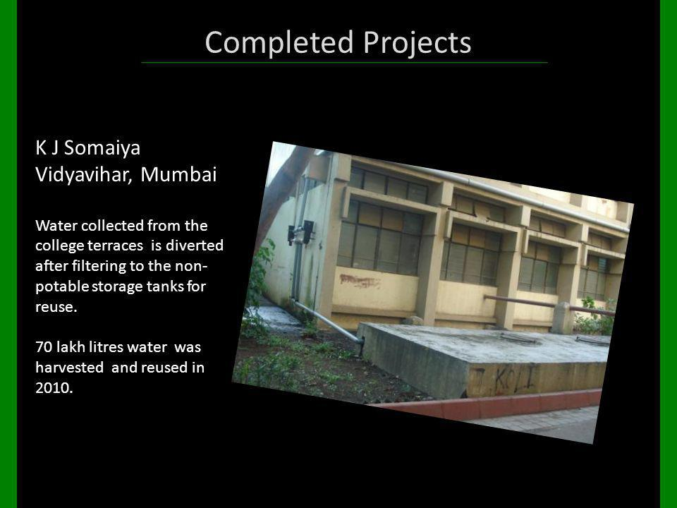 Completed Projects K J Somaiya Vidyavihar, Mumbai