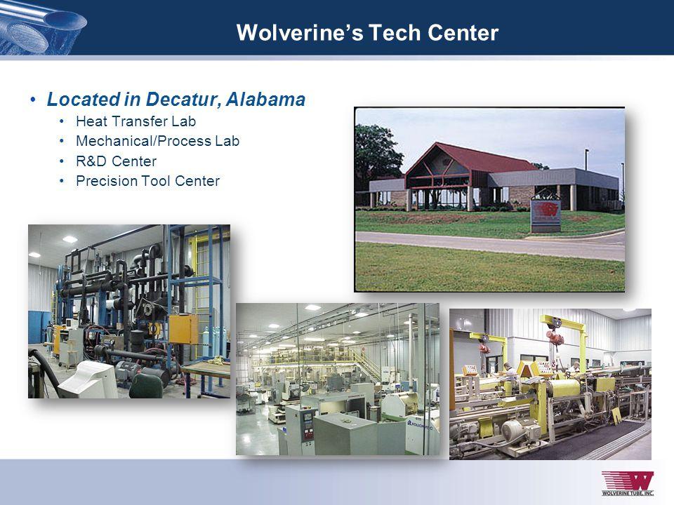 Wolverine's Tech Center