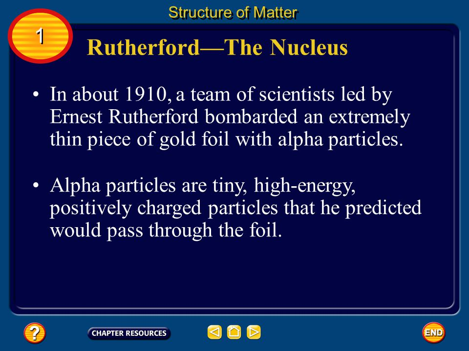 Rutherford—The Nucleus
