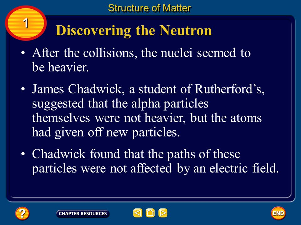 Discovering the Neutron