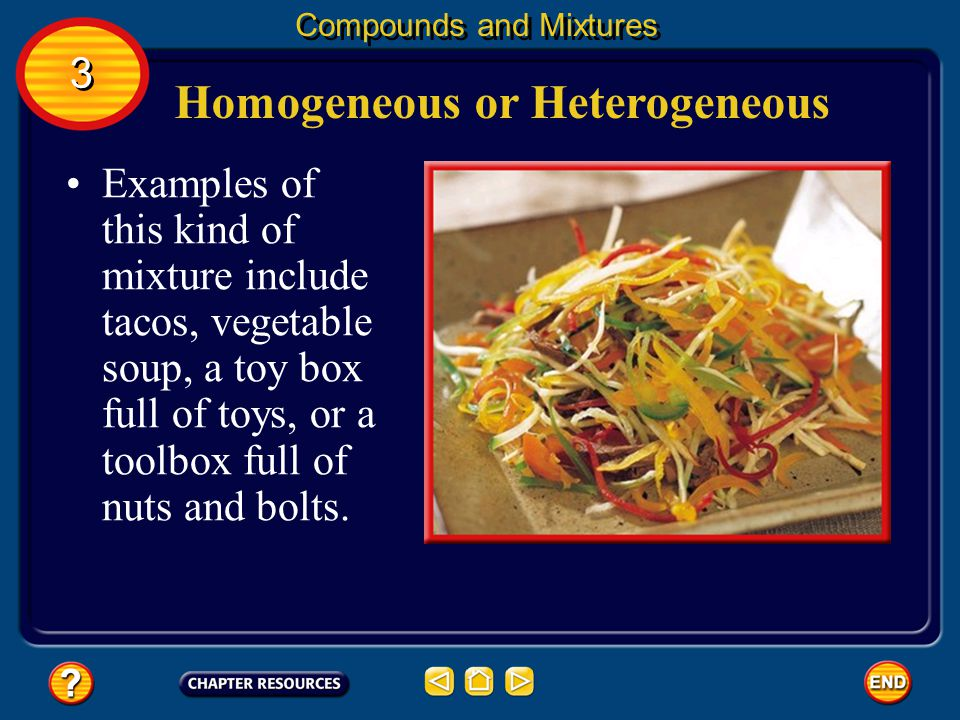 Homogeneous or Heterogeneous