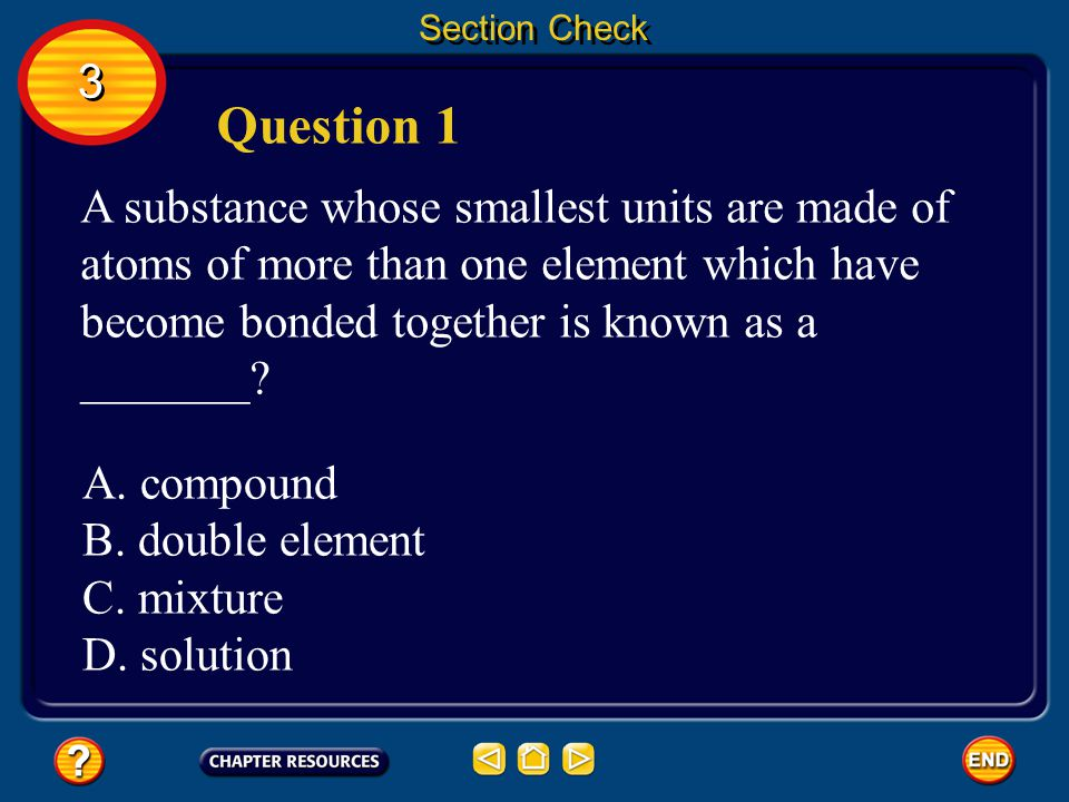 Section Check 3. Question 1.