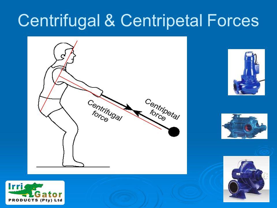 Centrifugal & Centripetal Forces