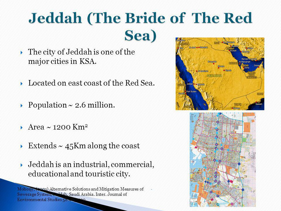 Jeddah (The Bride of The Red Sea)