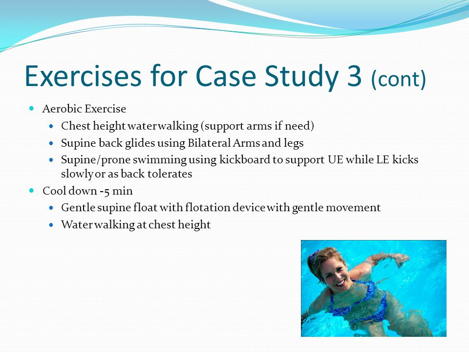 Exercises for Case Study 3 (cont)