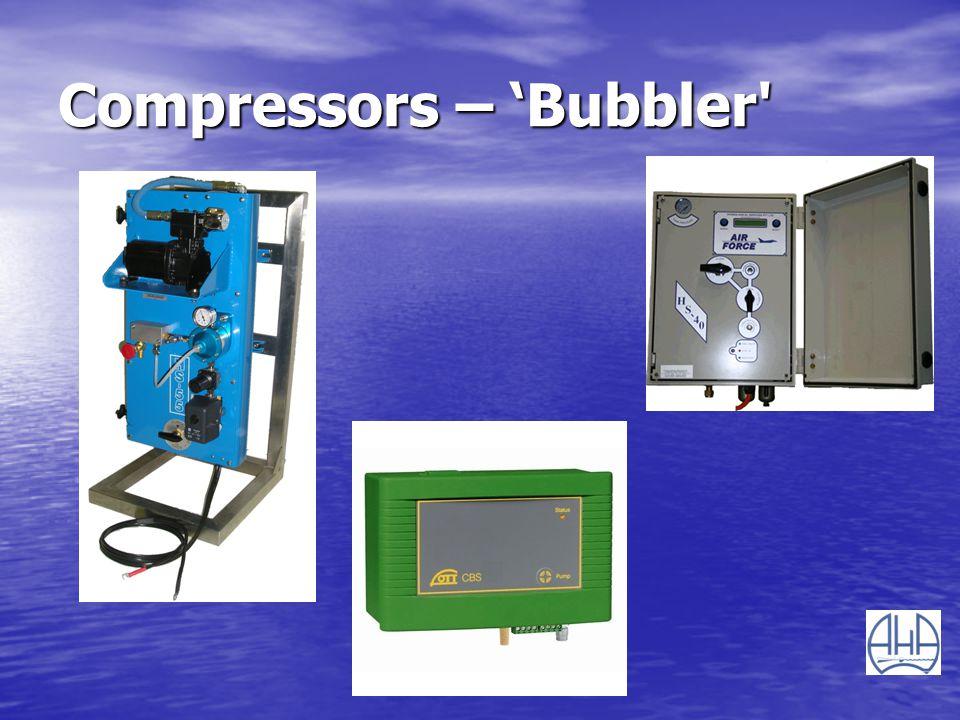 Compressors – 'Bubbler