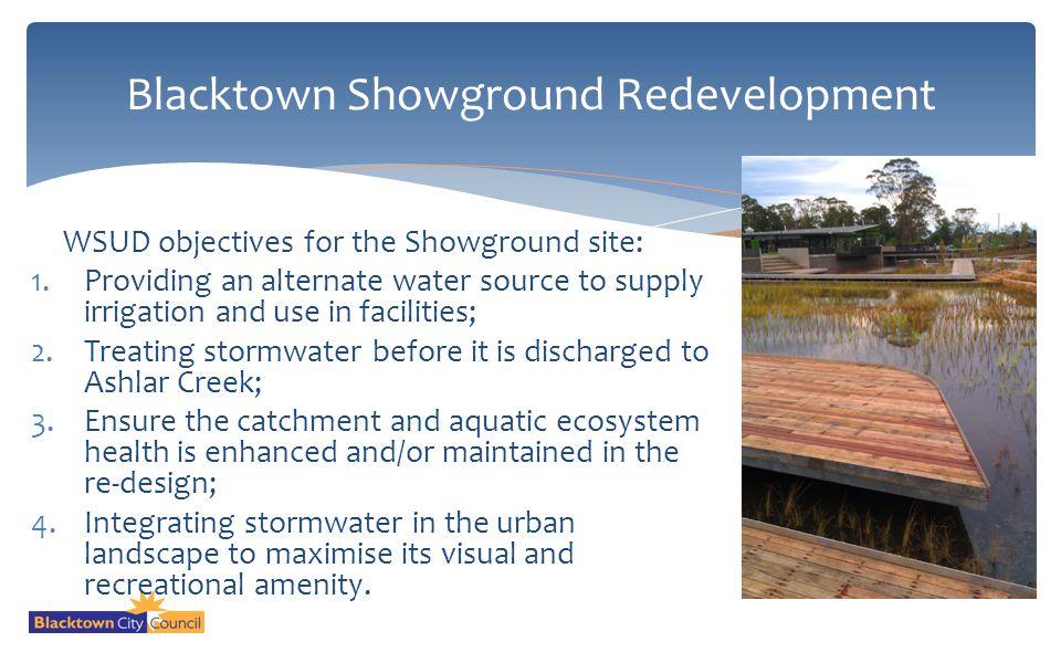 Blacktown Showground Redevelopment