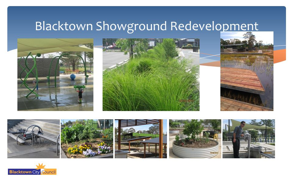 Blacktown Showground Redevelopment