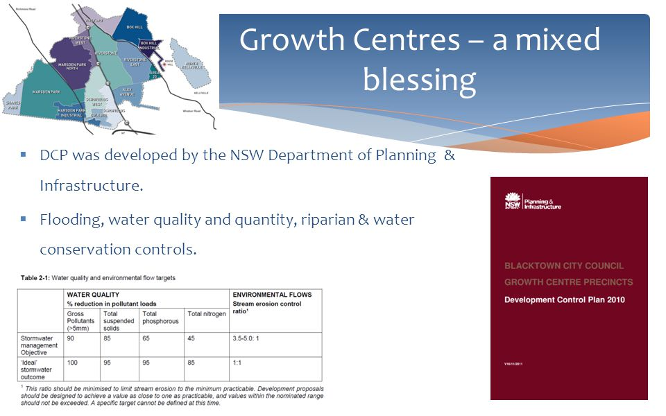 Growth Centres – a mixed blessing