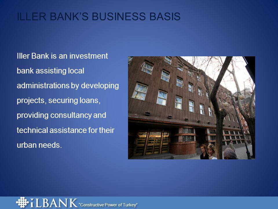 ILLER BANK'S BUSINESS BASIS