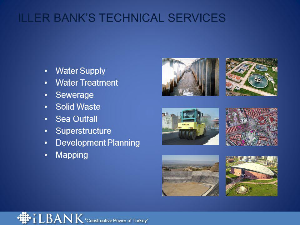 ILLER BANK'S TECHNICAL SERVICES