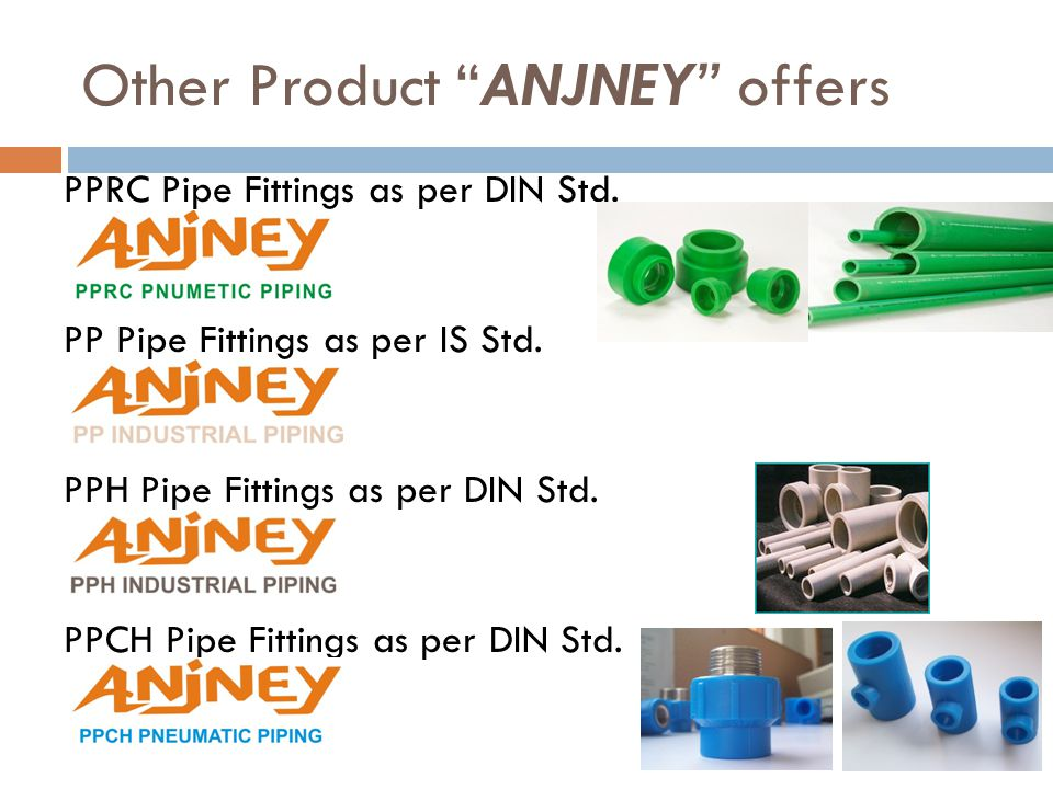 Other Product ANJNEY offers