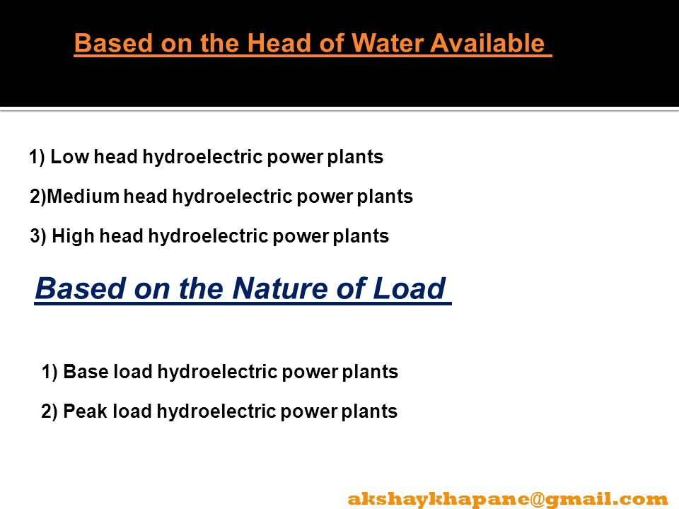 Based on the Nature of Load