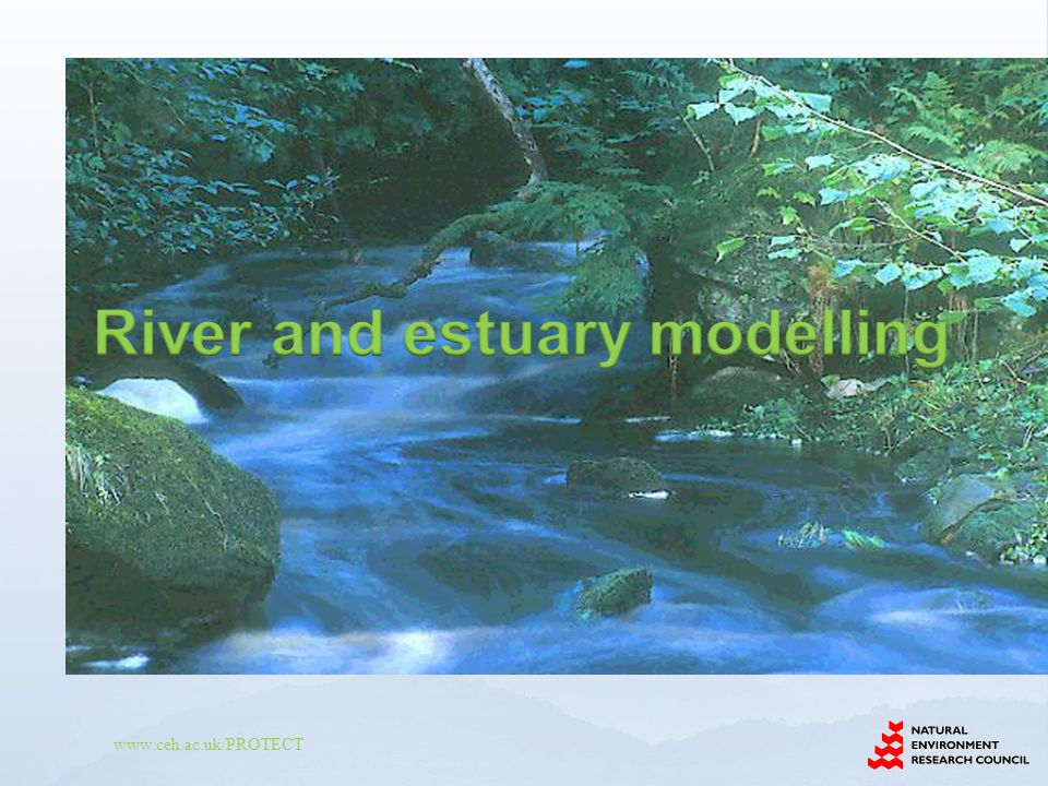 River and estuary modelling