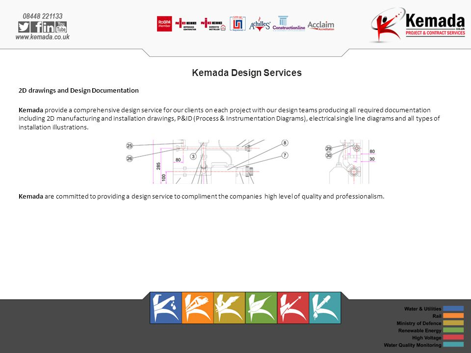 Kemada Design Services