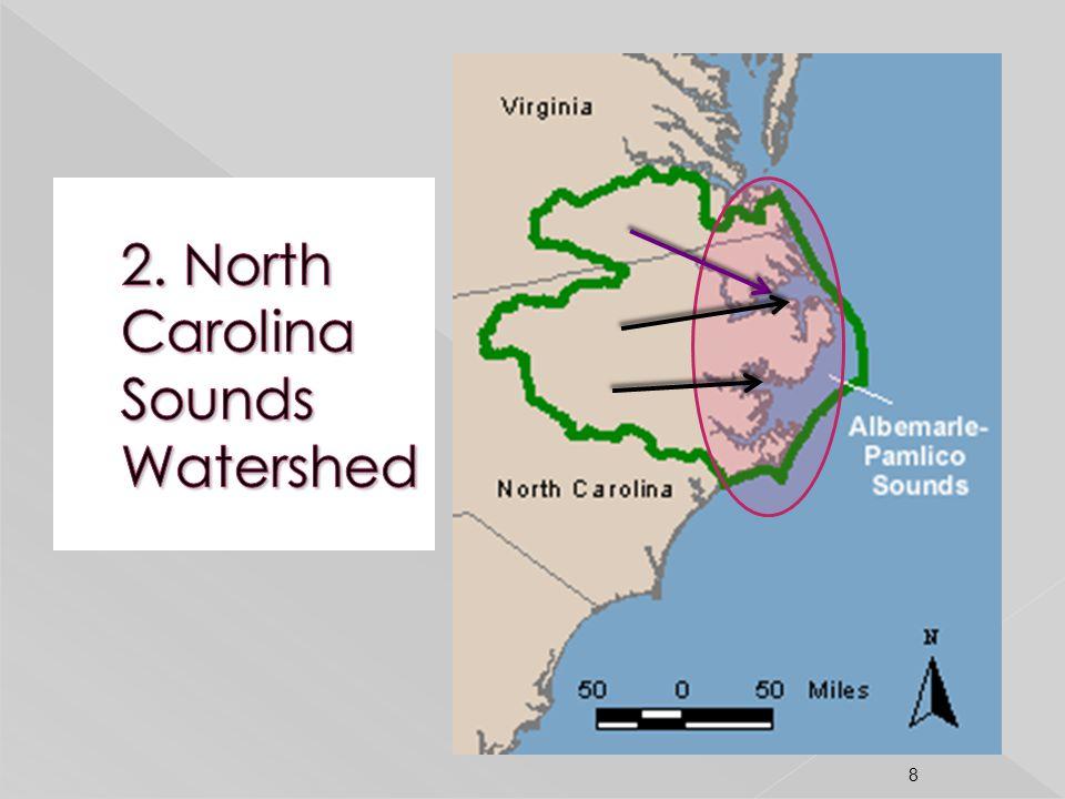 2. North Carolina Sounds Watershed