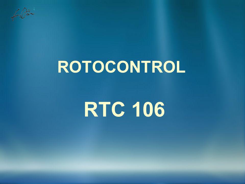 ROTOCONTROL RTC 106