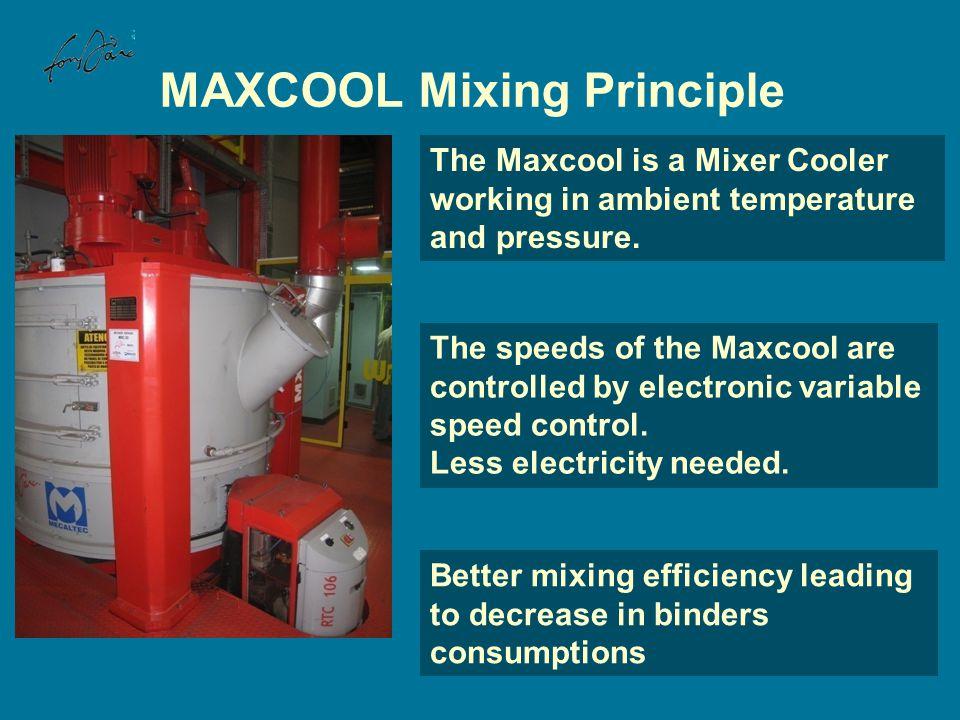 MAXCOOL Mixing Principle