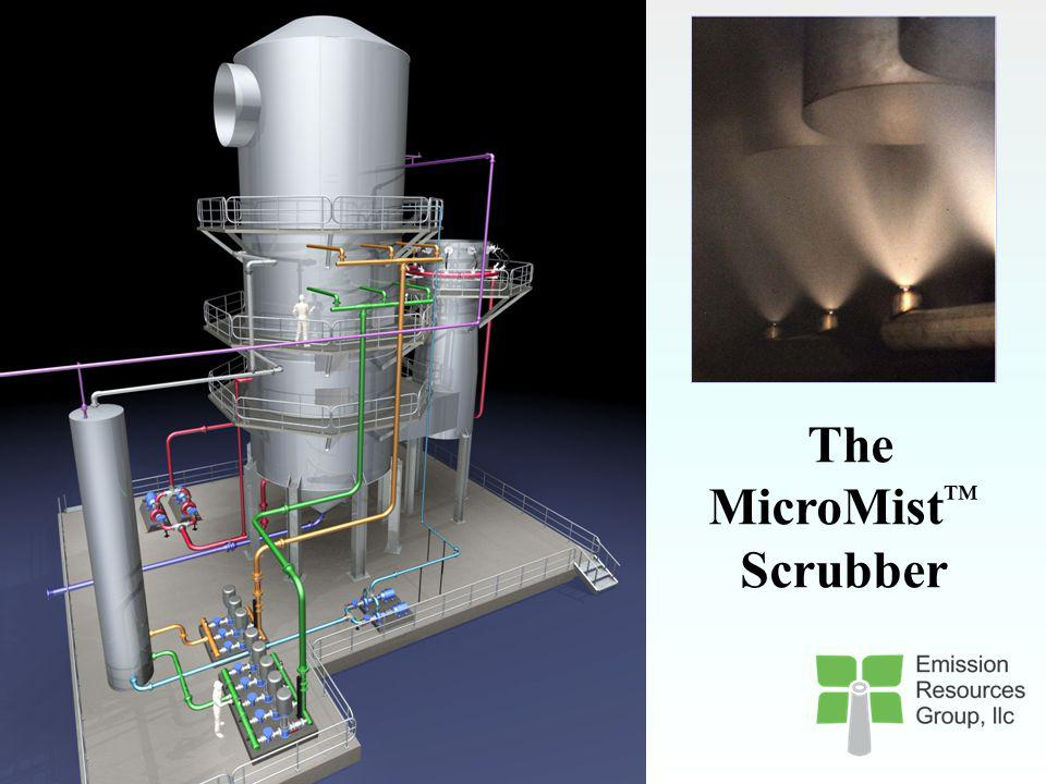 The MicroMist™ Scrubber