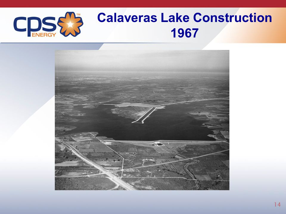 Calaveras Lake Construction 1967