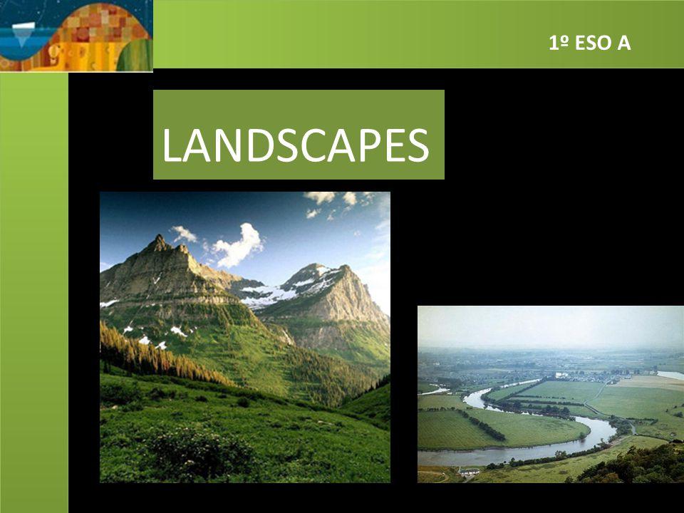 1º ESO A LANDSCAPES
