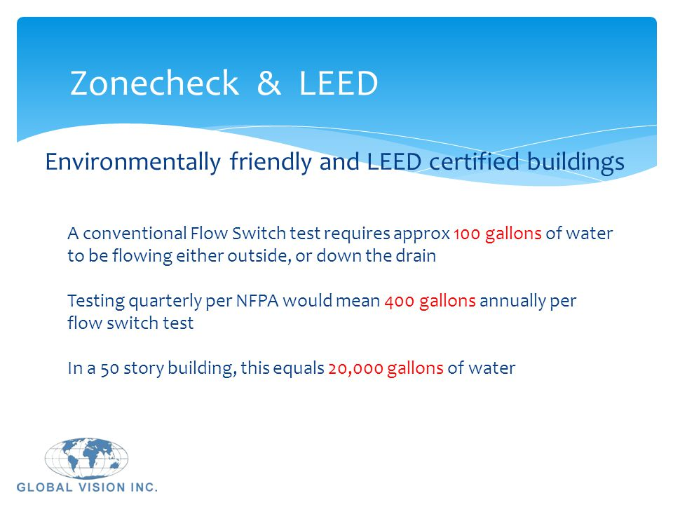Environmentally friendly and LEED certified buildings