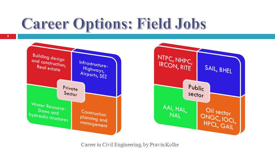 Career Options: Field Jobs