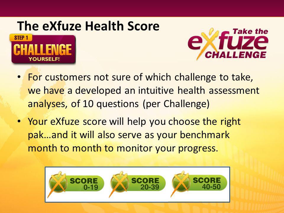 The eXfuze Health Score