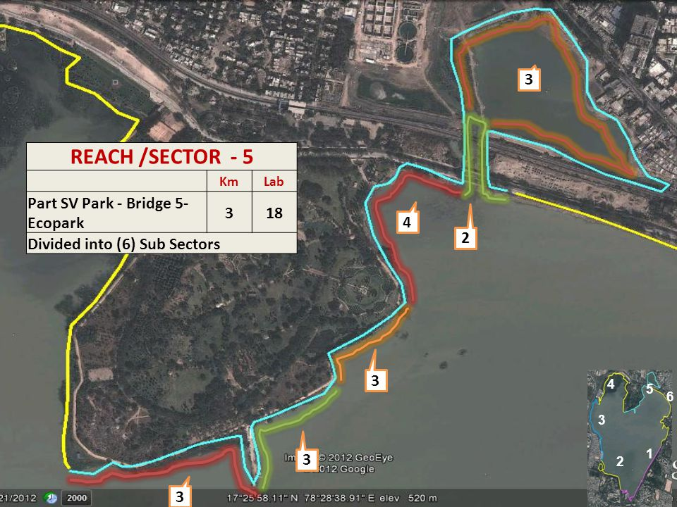 REACH /SECTOR - 5 3 Part SV Park - Bridge 5- Ecopark 3 18