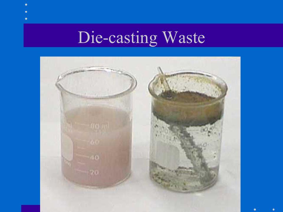 Die-casting Waste