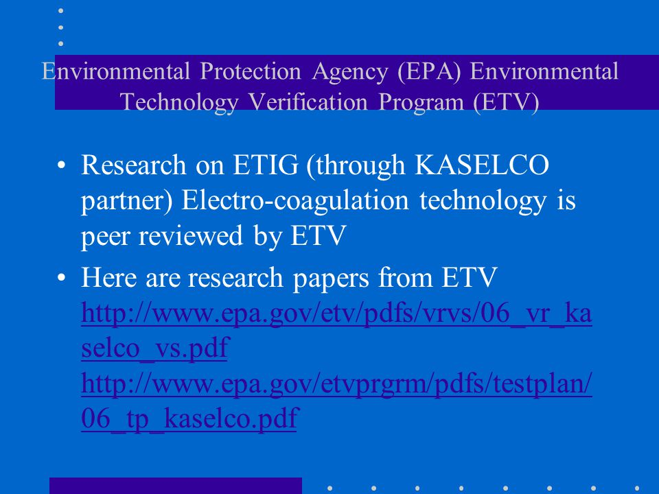 the environmental protection agency epa essay Us environmental protection agency papers this series includes publications of the us environmental protection agency environment on findings from epa.