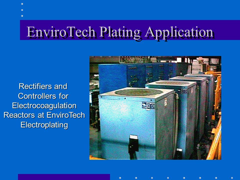 EnviroTech Plating Application