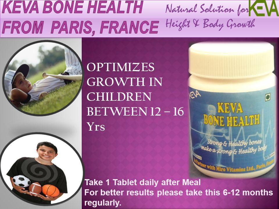 Keva Bone Health From Paris, France