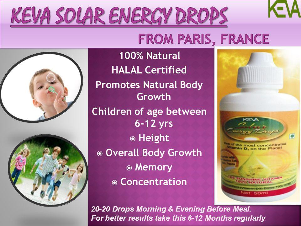 Keva Solar Energy Drops From Paris, France