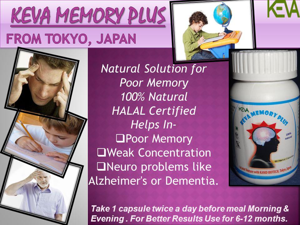 Keva MEMORY PLUS From Tokyo, Japan