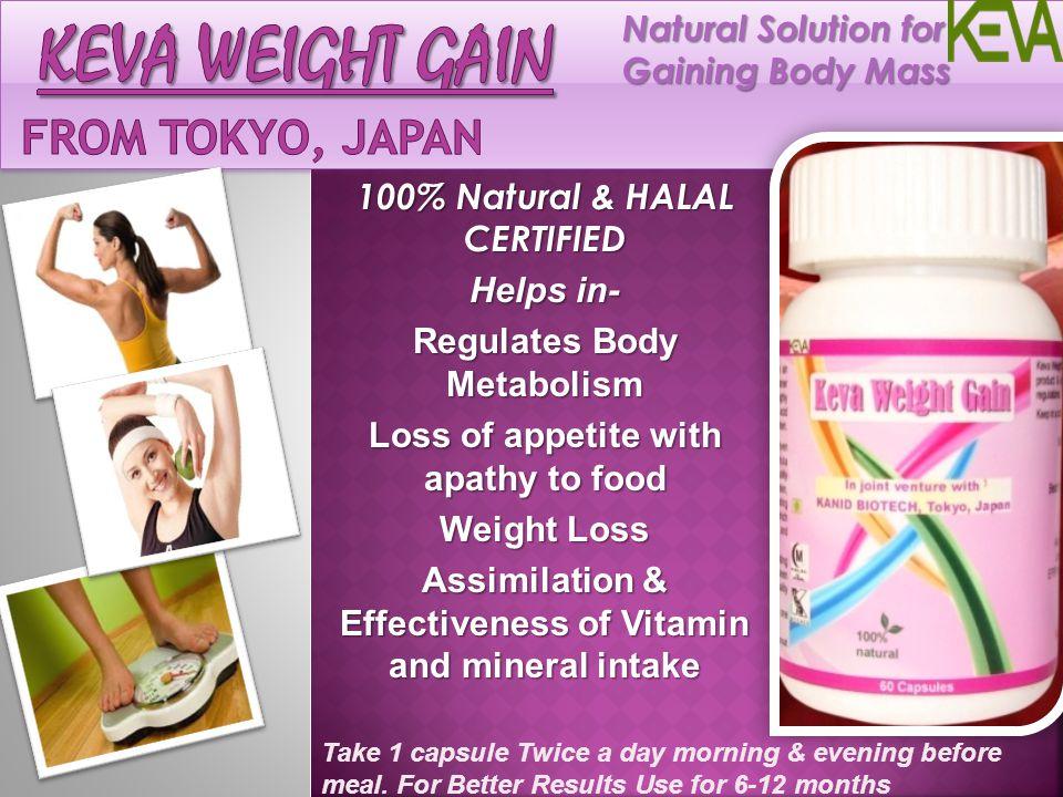 Keva weight gain From Tokyo, Japan