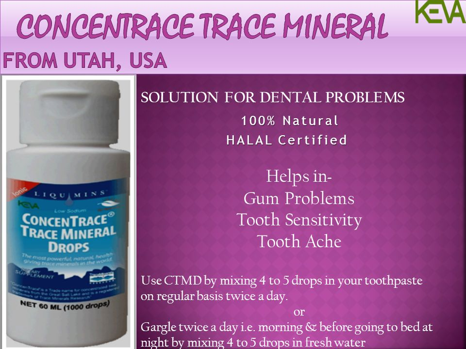 Concentrace Trace Mineral From UTAH, USA