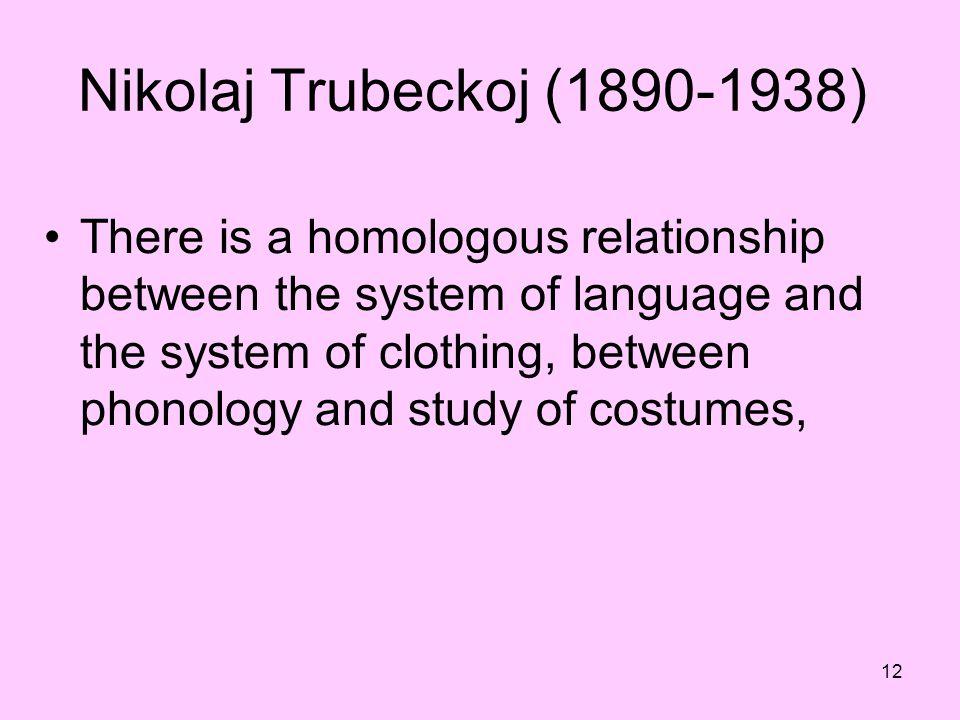 Nikolaj Trubeckoj (1890-1938)