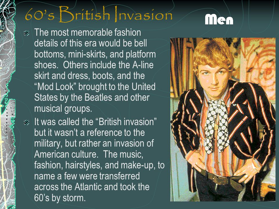 60's British Invasion